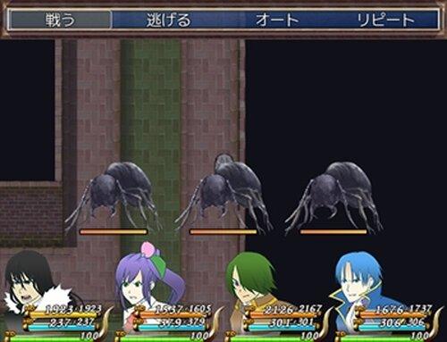 裏切り者の進む道に祝福を‐R‐ 完全版 Game Screen Shot4