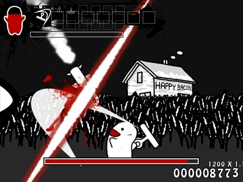 Gilbert Crisis Game Screen Shot
