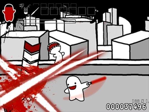 Gilbert Crisis Game Screen Shots