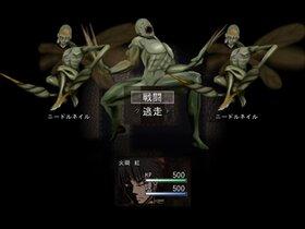 Billion Blaze 第1章 ~After the disaster~ver1.32 Game Screen Shot5