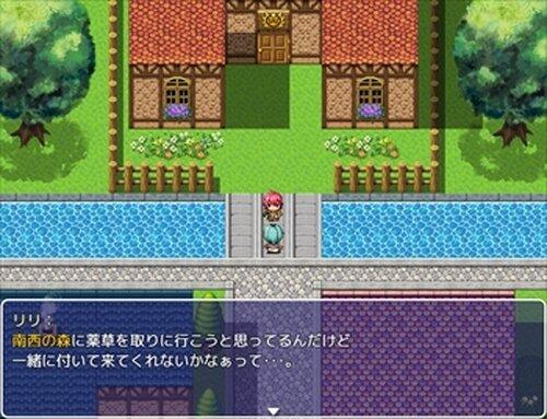壊れゆく世界で Game Screen Shot2