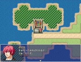 壊れゆく世界で Game Screen Shot3