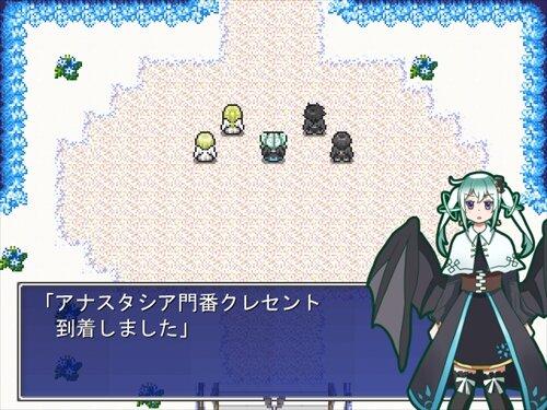 天使と悪魔の旗印 Game Screen Shot1