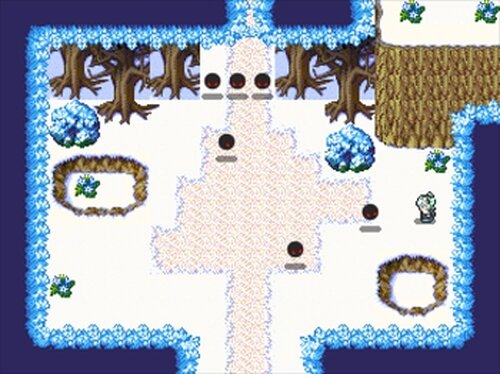 天使と悪魔の旗印 Game Screen Shot5