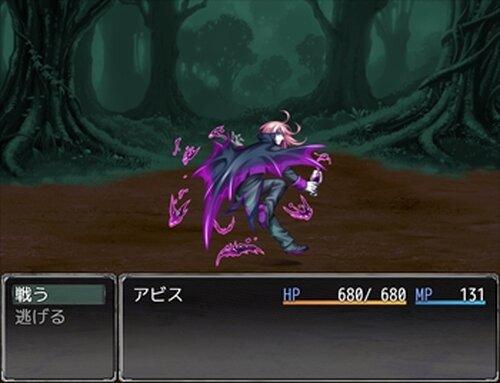 終末世界で悪魔は死に、そして世界は滅びた Game Screen Shots