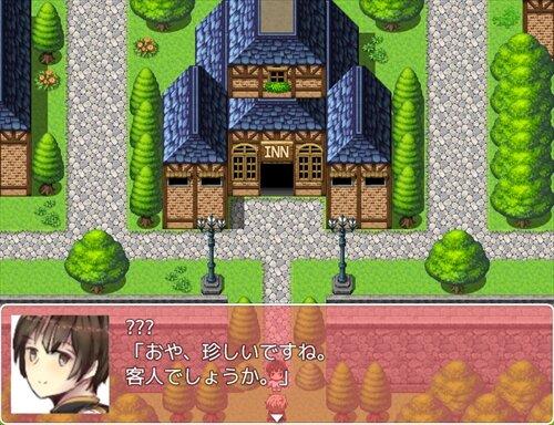 ヒーローになるまで☆ Game Screen Shot