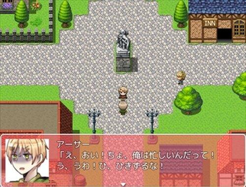 ヒーローになるまで☆ Game Screen Shot2