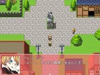 ヒーローになるまで☆のゲーム画面
