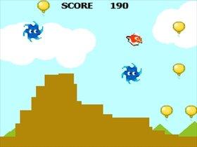 トリの冒険 Game Screen Shot3