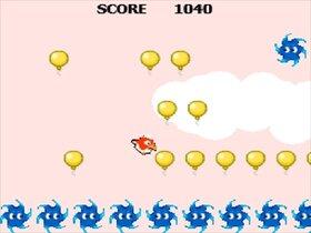 トリの冒険 Game Screen Shot5