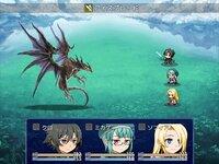 ソフィア・メモリア(Ver.1.25)のゲーム画面