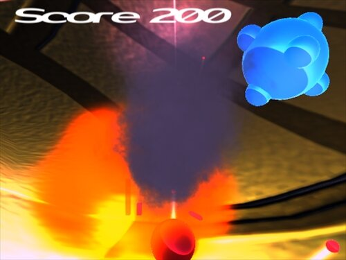 RICOCHETS Game Screen Shot1