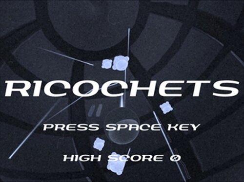 RICOCHETS Game Screen Shot2