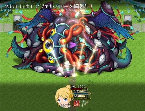 おかしな天使と最弱悪魔 Game Screen Shot1