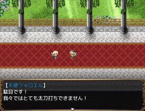 おかしな天使と最弱悪魔 Game Screen Shot2