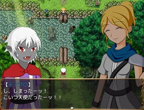おかしな天使と最弱悪魔 Game Screen Shot4