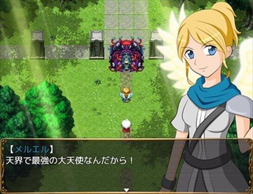 おかしな天使と最弱悪魔 Game Screen Shot5