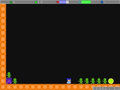 マジキチアクション Game Screen Shot1