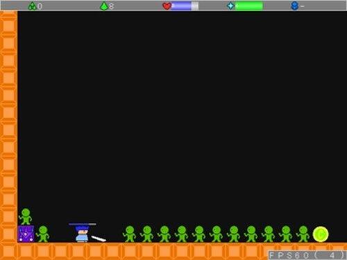 マジキチアクション Game Screen Shot3