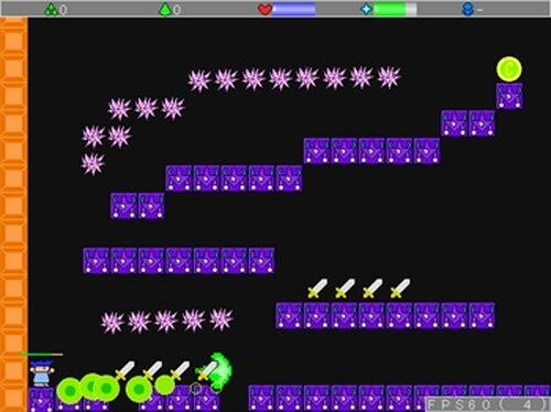 マジキチアクション Game Screen Shots