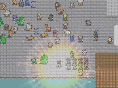 聖杯ピーマン Game Screen Shot4