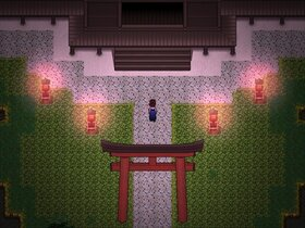 螢火の庭 Game Screen Shot2