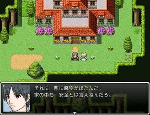 Story of Liberta ~ 陰気な天使と陽気な悪魔 Game Screen Shot2