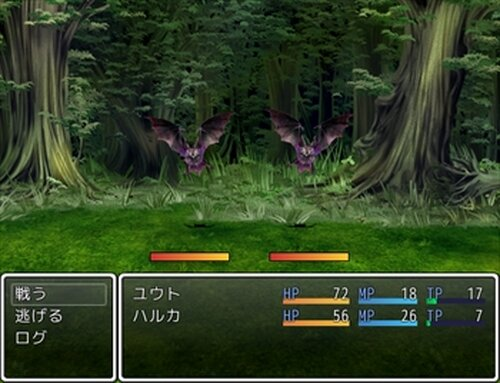 Story of Liberta ~ 陰気な天使と陽気な悪魔 Game Screen Shots