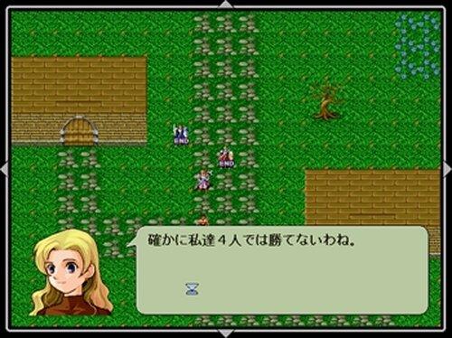 ラルファーン戦記 Game Screen Shot3