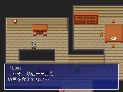 ゲーム実況大好きなLouは納豆が大好きなので実況者向けの即死多めの脱出ゲーム作ってみた Game Screen Shot1