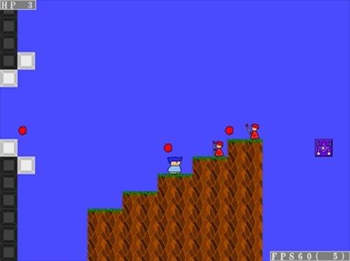 ヤシーユのベーシックアクションNew Game Screen Shots