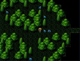 不気味の森のペトゥラ Game Screen Shot4