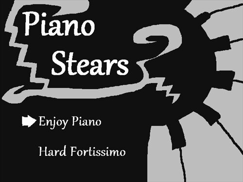 Piano Stears(ピアノステアーズ)ver1.10 Game Screen Shot1