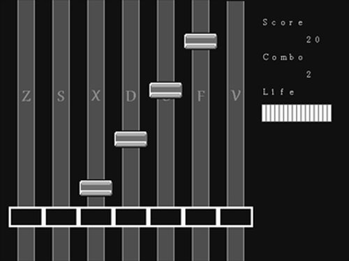Piano Stears(ピアノステアーズ)ver1.10 Game Screen Shot2