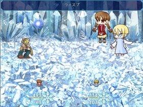 白い世界の果ての果て Game Screen Shot4