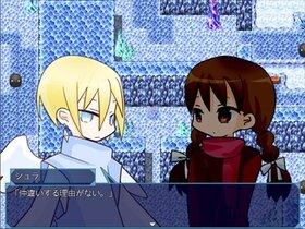 白い世界の果ての果て Game Screen Shot5