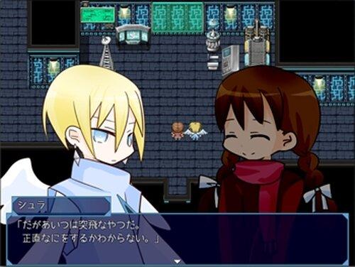 白い世界の果ての果て Game Screen Shots