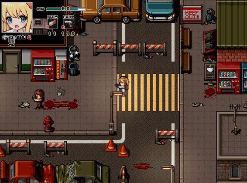 ゾンビーデ☆バンビーナ Game Screen Shot2