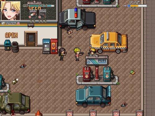 ゾンビーデ☆バンビーナ Game Screen Shot4