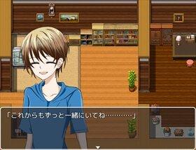 クロと結城の夏~夏祭り~ Game Screen Shot3