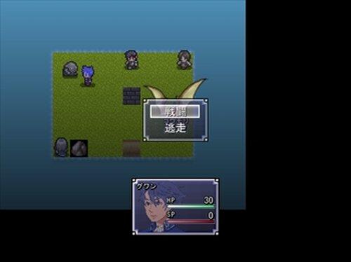 自由を求めた戦士たち Game Screen Shot4