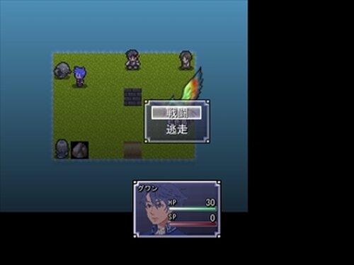 自由を求めた戦士たち Game Screen Shots