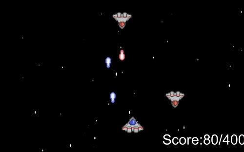 ザ・シューティング! Game Screen Shot