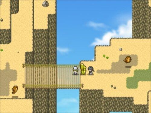 パンキチ覇王伝 Game Screen Shot3
