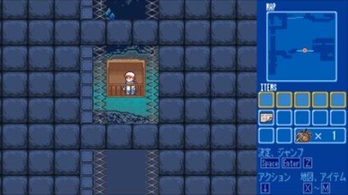 夏雲の島の宝船 Game Screen Shot4