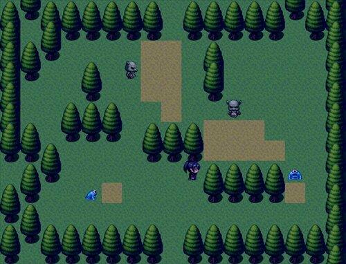 くノ一ステルス Game Screen Shot1
