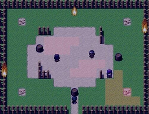 くノ一ステルス Game Screen Shot2