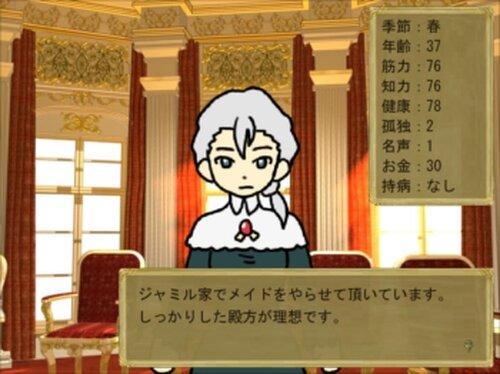 冒険者35歳 Game Screen Shot4