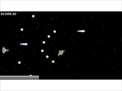 Galaxy Wars-銀河戦争 Game Screen Shots