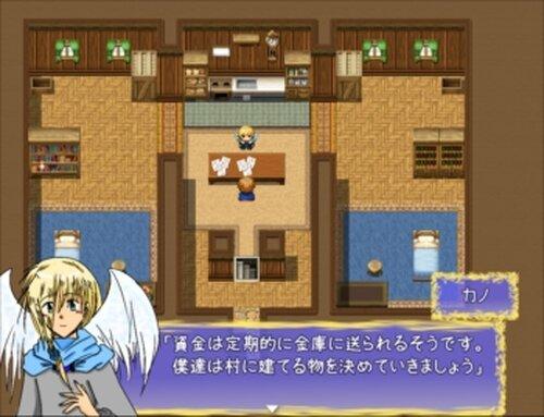 ミコノス村復興物語 Game Screen Shot3